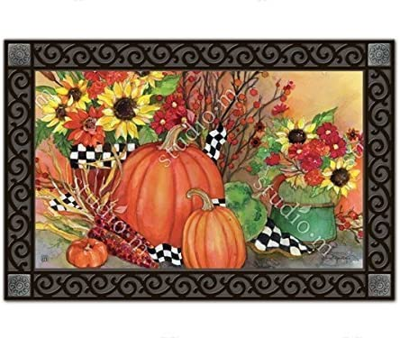 MatMates Ready for Fall Doormat 10113
