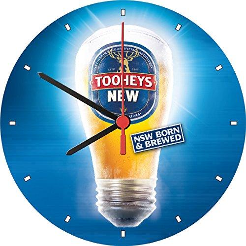 tooheys-new-born-brewed-beer-wall-clock