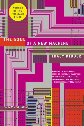 The Soul of a New Machine: Library Edition by Blackstone Pub