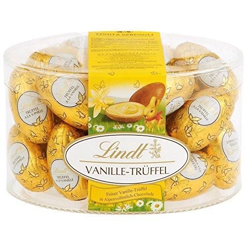 Lindt vanilla truffle eggs (450g)