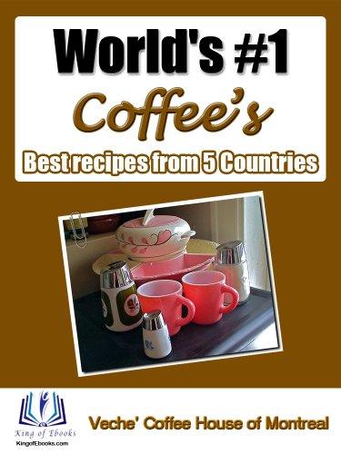 Feliz Navidad Mejor #1 café del mundo recetas (cafe recetas) (Spanish Edition