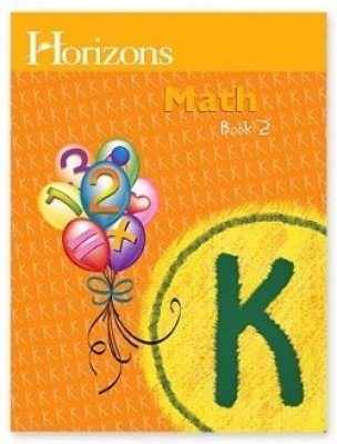 Horizons Mathematics K, Book 2 (Lifepac)