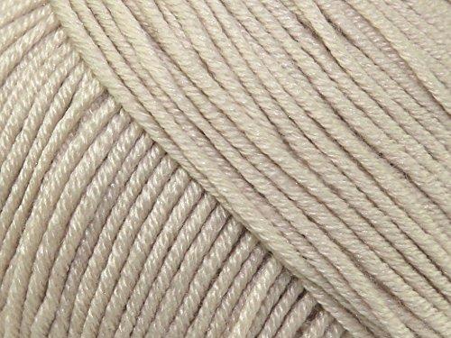 Sublime Baby Cashmere Merino Silk Knitting Yarn DK 573 Flopsy - per 50 gram ball (Merino Dk Yarn)