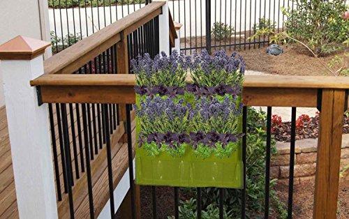 4 Pocket Vertical Garden Planter Living Wall Planters For
