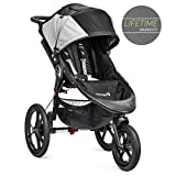 Review of Baby Jogger Summit X3 Single Stroller, Black/Gray