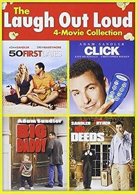 Amazon Com The Adam Sandler 4 Movie Collection Click Big