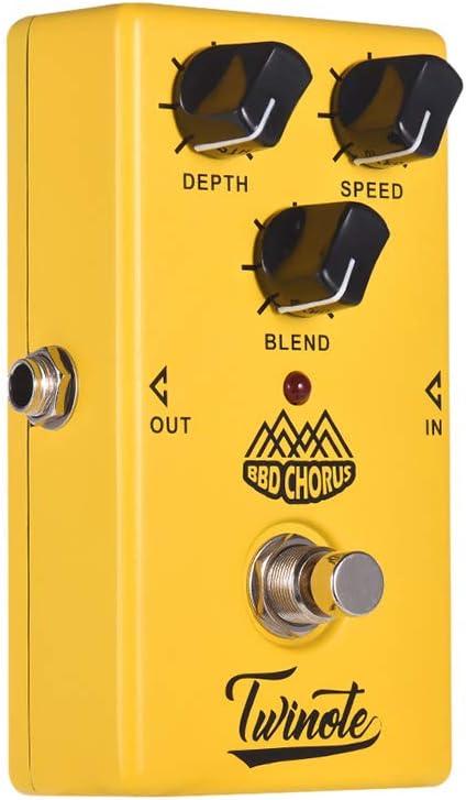 Efecto De Guitarra BBD Chorus Pedal Pedal de Efecto analógico ...