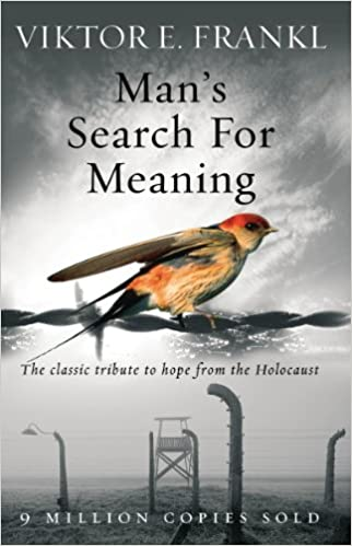Man's search for meaning- Best books to read