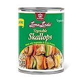 Loma Linda - Vegetarian - Vegetable Skallops (20 oz.) (Pack of 12) - Kosher
