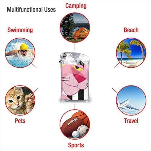 Routinfly Club de Baloncesto Toalla de Playa Toalla de ba/ño Toalla Absorbente s/úper Suave para ba/ño//Piscina//Gimnasio
