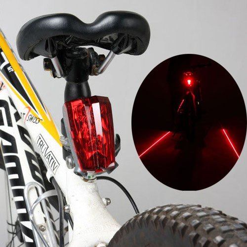 LW Bicycle Cycling Laser Lights