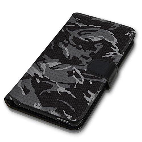 Wallet Book Style Flip Handy Tasche Case Schutz Hülle Schale Motiv Etui für Apple iPhone 5 / 5S - Design Flip MVD63