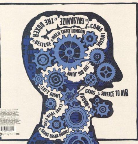 Push The Button [2 LP][Reissue]