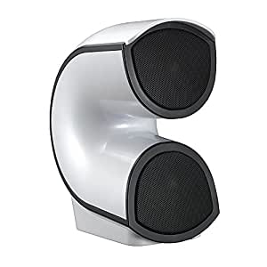 Museeq PILY Portable Bluetooth Speaker - White