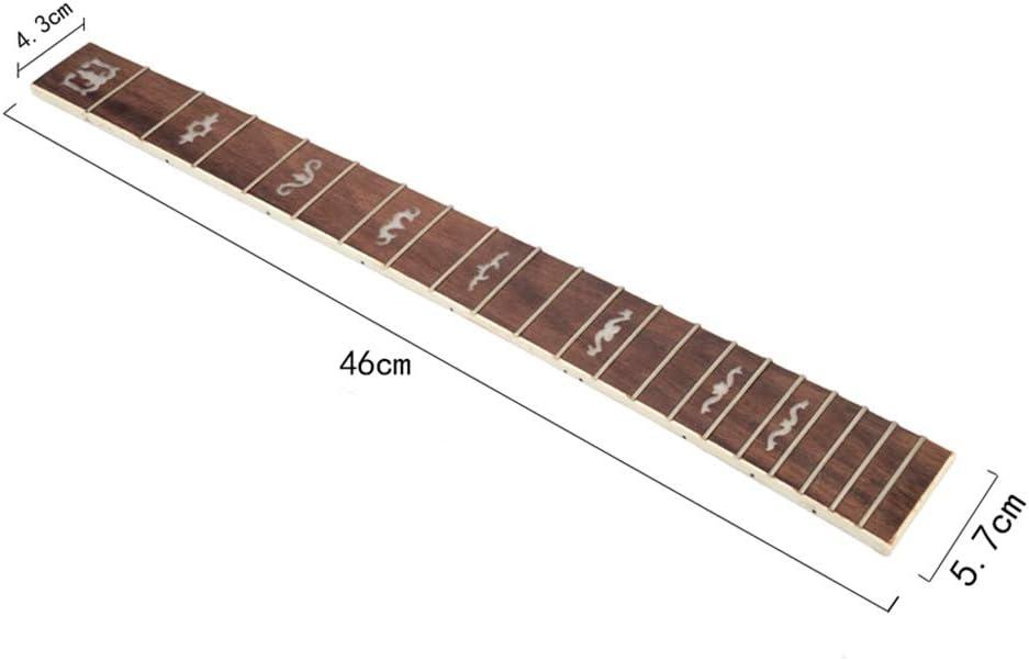 Palisander 20 Fret Griffbrett Griffbrett für 41Zoll Acoustic Folk Guitar