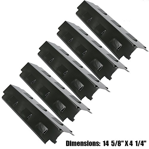 UPC 713902500188, Edgemaster Replacement 5 PK Grill Heat Plate For Charbroil 6 Burner Gas Grill