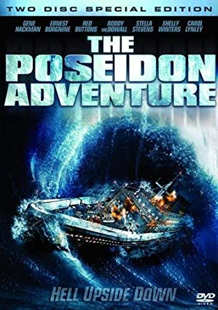 Amazon Com The Poseidon Adventure Special Edition Movies