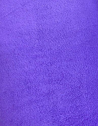 (5 Yard Bolt Purple Acrylic Felt Fabric)