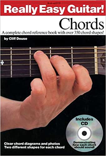 Amazon.com: Really Easy Guitar! - Chords: A Complete Chord Reference ...