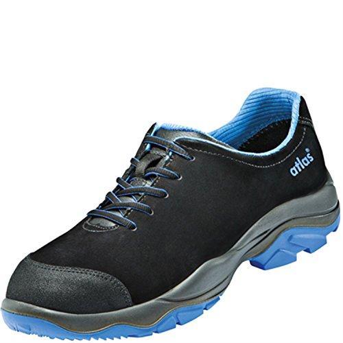 sécurité Blue Atlas de basses nbsp;après nbsp;XP 10 Chaussures Noir dans SL 20345 en nbsp;S3 605 ISO nbsp;SRC Large ESD tggR8w