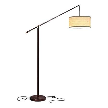 Mlimy Lámparas de pie Lámpara de LED de la Sala Arco Lámparas de ...