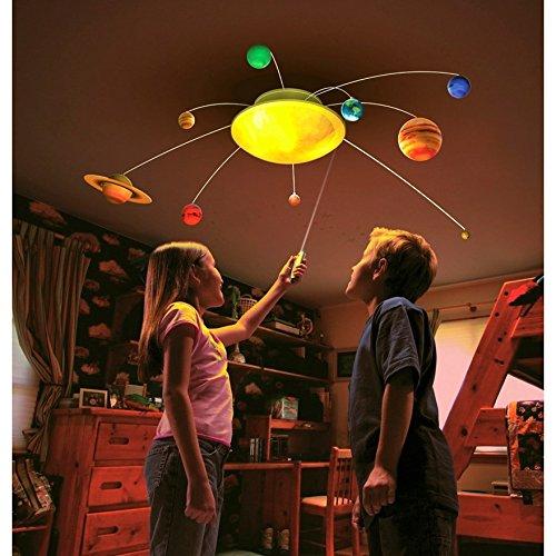 Rc Illuminated Solar System Amazon Co Uk Baby