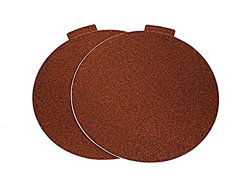 Valley-Dynamo 2 Dynamo Sand Paper Discs for Air Hockey Puck Goalie by Valley-Dynamo