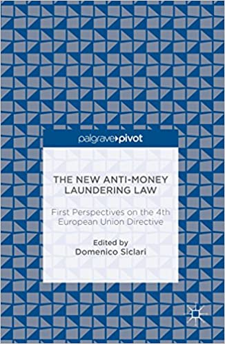 Read The New Anti-Money Laundering Law: First Perspectives on the 4th European Union Directive PDF