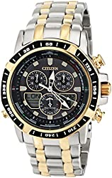 Citizen Eco-Drive Men's JR4054-56E Sailhawk Two-Tone Stainless Steel Watch