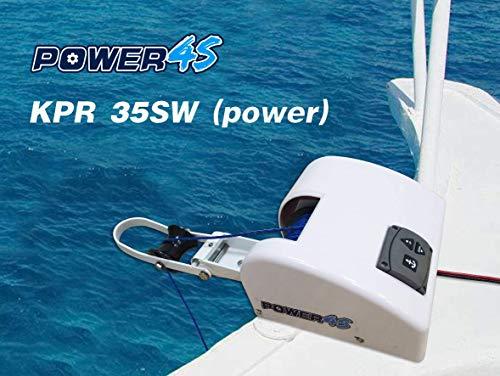 electric anchor winch salt water - 3