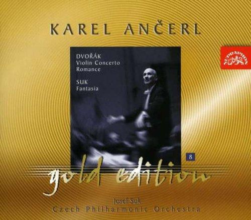 Ancerl Gold Edition 8: Dvorak / Violin Concerto & Romance