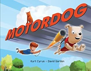 book cover of Motor Dog
