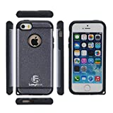 iPhone 6s Lanyard Case,LongRise? Double Layer Scratch Proof Armor Case for Apple iPhone 6 6S 4.7 inch