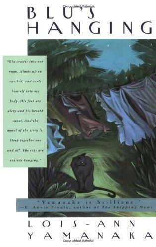 Hanging Blu (By Lois-ann Yamanaka - Blu's Hanging (6.1.1998))