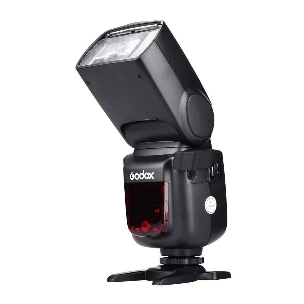 Godox V860II-C 2.4G GN60 TTL HSS 1/8000s Li-on Battery Camera ...