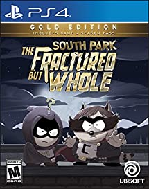 South Park: The Fractured But Whole Gold Edition - PS4 [Digital Code]