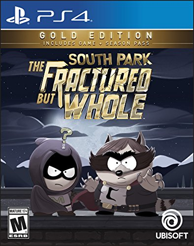 South Park: The Fractured But Whole Gold Edition - PS4 [Digital Code] by Ubisoft
