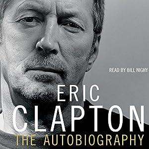 Eric Clapton Audiobook