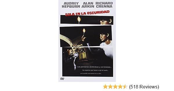 Amazon.com: Sola En La Oscuridad (Import Movie) (European ...