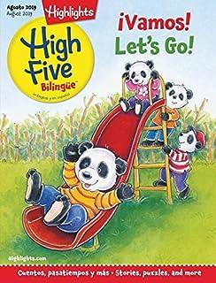 Highlights High Five Bilingue (B00PRAHIJO) | Amazon Products