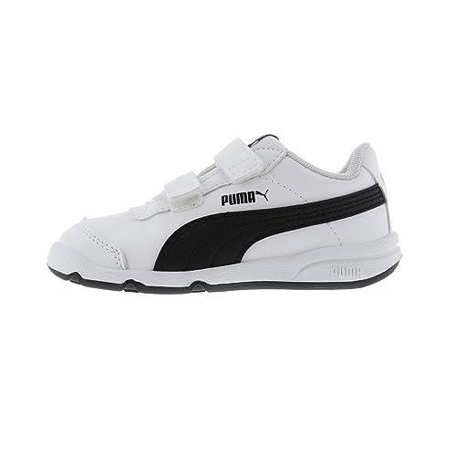 Zapatillas Puma Stepfleex 2 SL V Inf Puma White: Amazon.es: Zapatos y complementos