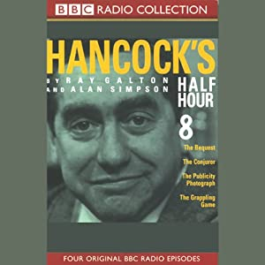 Hancock's Half Hour 8 Radio/TV Program