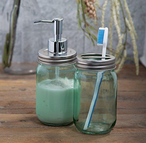 Jar Soap Dispenser - 9
