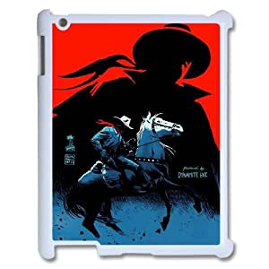 Chinese The Lone Ranger Customized Phone Case for iPad2,3,4,diy Chinese The Lone Ranger Case