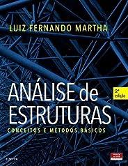 Análise de estruturas: Conceitos e Métodos Básicos