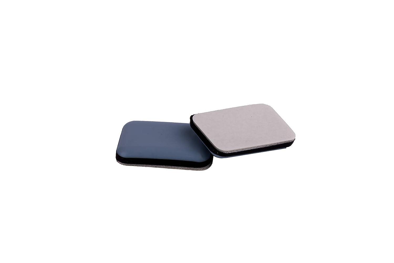 //teflongleiter////suelo para sillas 16/unidades de tefl/ón adhesiva, 24/mm x 35/mm//–/5/mm de grosor//recubrimiento de PTFE para muebles Para Muebles