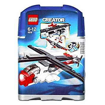 lego creator 4918 mini flyers amazon co uk toys games