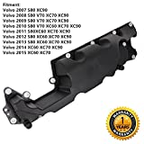 #10: 31319642 Engine Valve Cover Oil Trap with Gasket for Volvo 2007 2008 2009 2010 2011 2012 2013 2014 2015 XC60 XC70 XC90 S80 V70 (1 year Warranty)