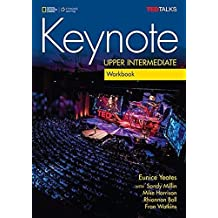 Keynote - BRE - Upper-Intermediate: Workbook + WB Audio CD