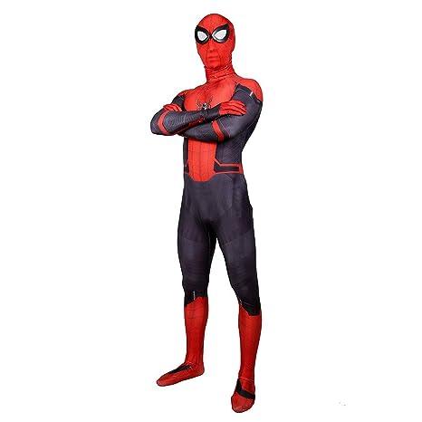 Traje de Cosplay de Spider-Man Medias siamesas Niños Hombres ...